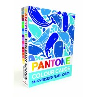 Pantone Colour Flash Cards