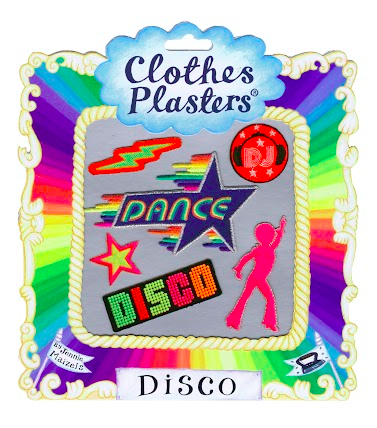 Jennie Maizels Clothes Plasters disco set
