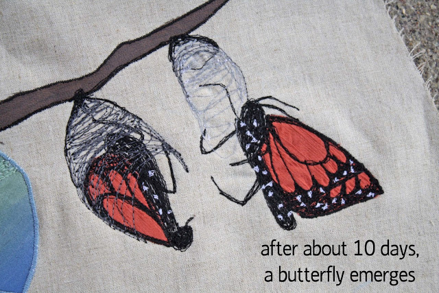 Metamorphosis Butterfly Frock