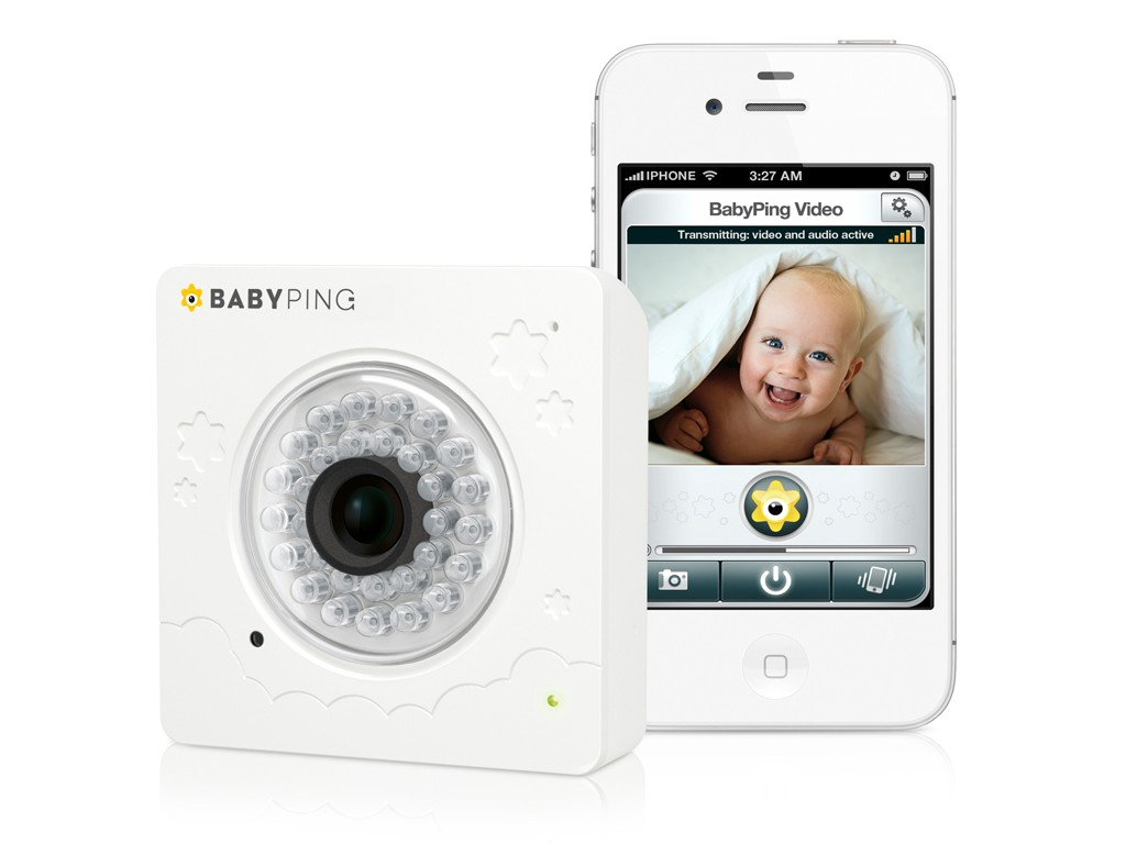 tried babyping wifi baby monitor for iphone and ipad. Black Bedroom Furniture Sets. Home Design Ideas