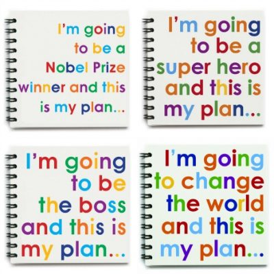 This is my Plan notebooks