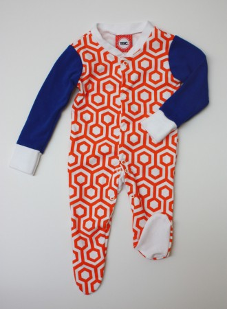 The Bright Company Monty sleepsuit, £20