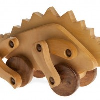 Hot on the high street: Zara Home Wooden Dinosaur