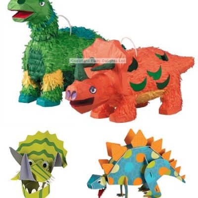 Hot on the High Street: Tesco's Dinosaur Party