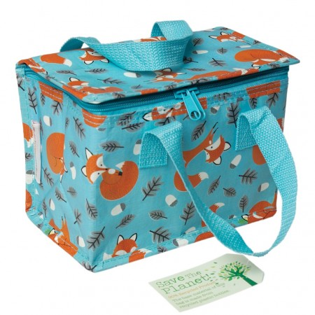 Rusty Fox lunchbag, £4.95, Dotcomgiftshop