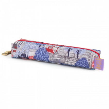 Hello Kitty Liberty print pencil case