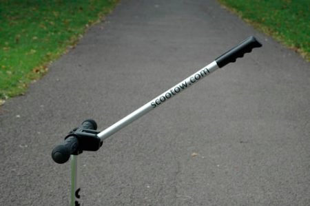 scooTow for towing Mini Micro scooters