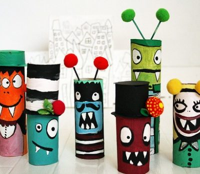 Make Your Own: Little monsters tutorial