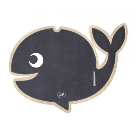 Whale chalkboard from My Shiny Shop