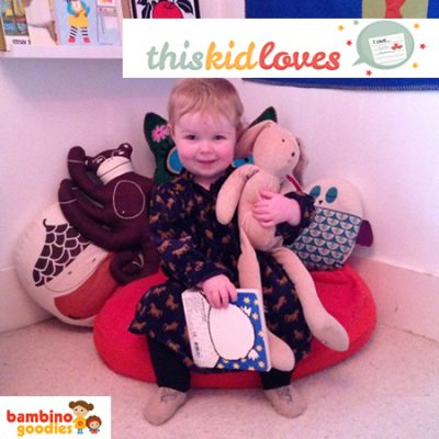 This Kid Loves… Kitty, 18 months