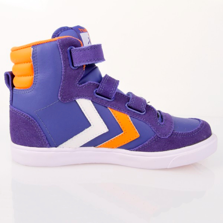 Hummel high top trainers