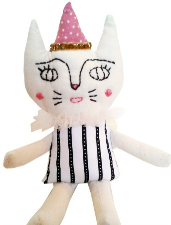Julia Staite Celeste cat toy
