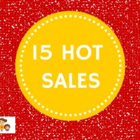 15 hot sales to tempt you