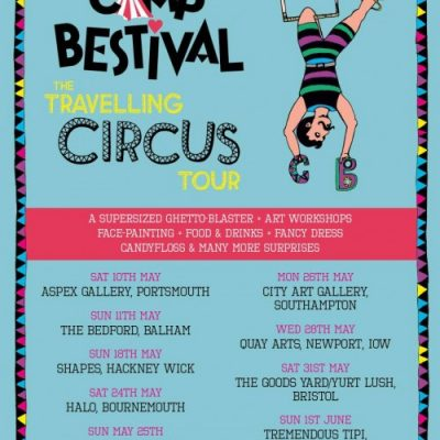 Camp Bestival's Travelling Circus Tour