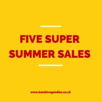 SUPER SUMMER SALES ROUNDUP