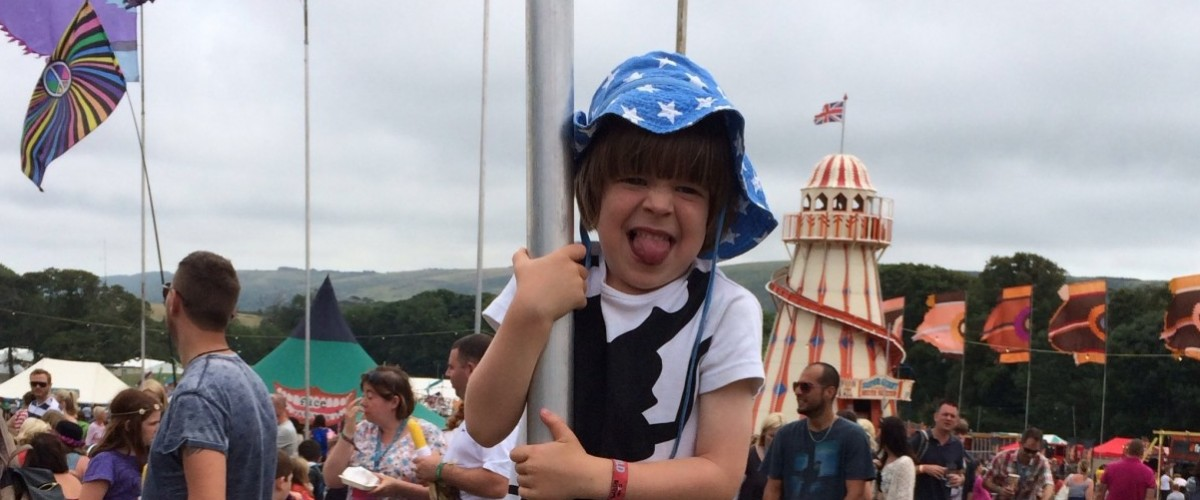 New Camp Bestival Festival Guide for Parents