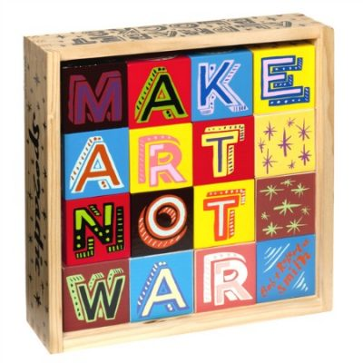 Hot buy of the day: Bob and Roberta Smith Blocks