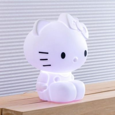 Hello Kitty lamp