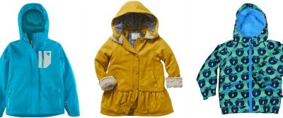 Winter warmers: cool coats and jackets for kids