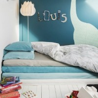 Louis Le Sec breathable, waterproof, soundless bedding for kids