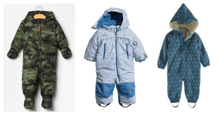 Cool snow gear for kids