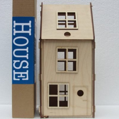 Florence Lovell Design Out of a Box House and Castle
