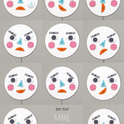 DIY Emotions Face
