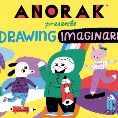 The Drawing Imaginarium – Anorak's First Festival of Fun