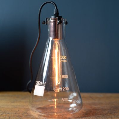 British Science Week: The Forest & Co table light