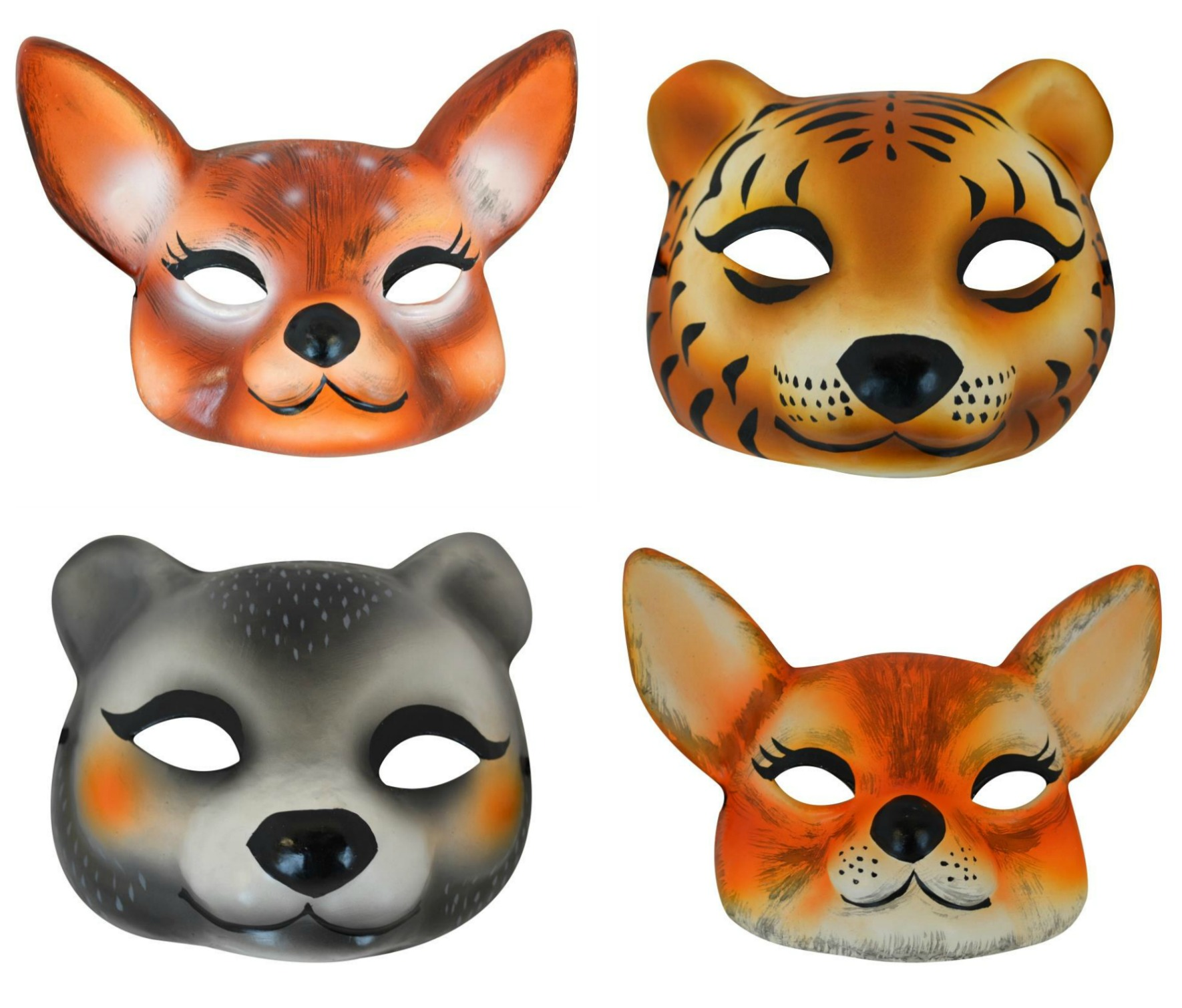 OMM Animal Masks