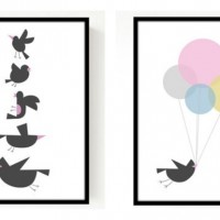 Hot buy of the day: Scout & Co Bird Prints for £5