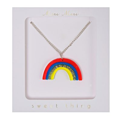 Hot Buy: Rainbow Necklace