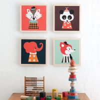 Sale Spot: Ferm Living Marionette wooden pictures