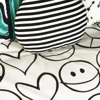 Love Frankie Good Vibes bed linen
