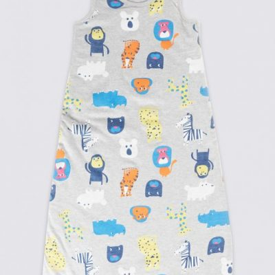 Hot on the high street: M&S animal sleeping bag