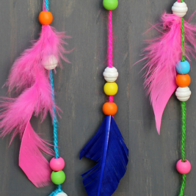 Make Your Own: Dreamcatcher
