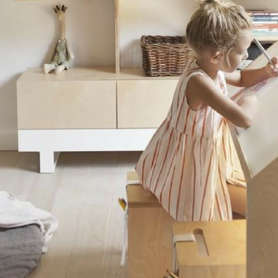 Covetable: Kutikai Roof Playhouse desk