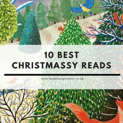 10 Best: Christmassy reads