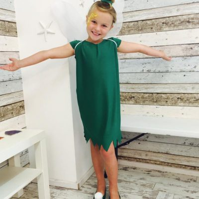 Make Your Own: Easy & Cheap Tinkerbell Costume