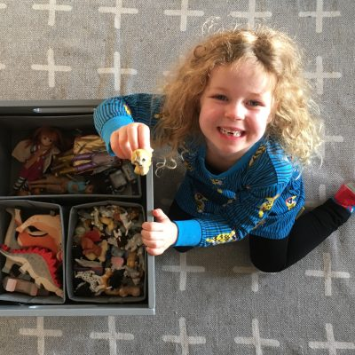 Five Fab… Toy Storage Solutions