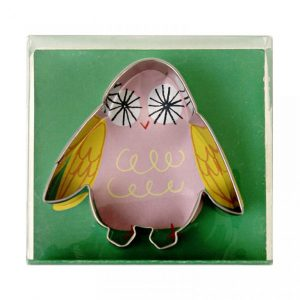 Little Owl Cookie Cutter