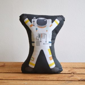 Spaceman Astronaut Cushion