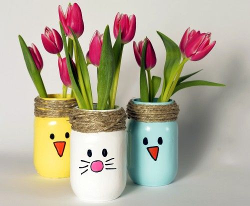 Easy easter craft which makes a wonderful gift negle Images