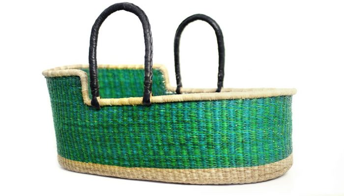 Covetable: Love & Cocoon Moses baskets