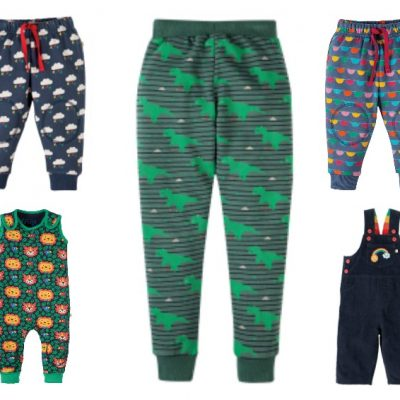 Fabulous prints in the new Frugi collection