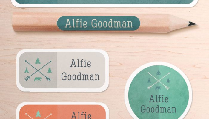 Win name labels from TinyMe!