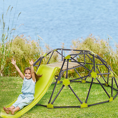 Hot buy of the day: Plum metal dome climbing frame