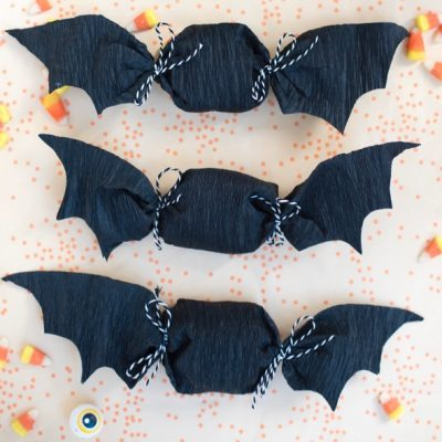 Make Your Own: Bat treat wrappers