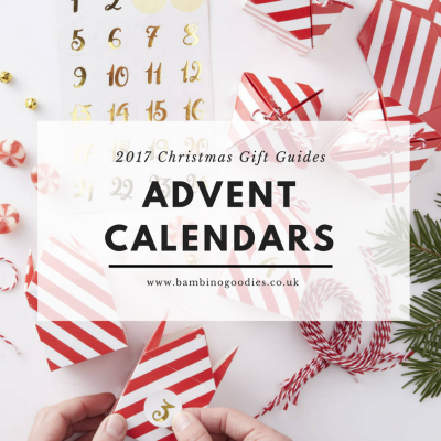 Christmas Gift Guide 2017: Advent Calendars