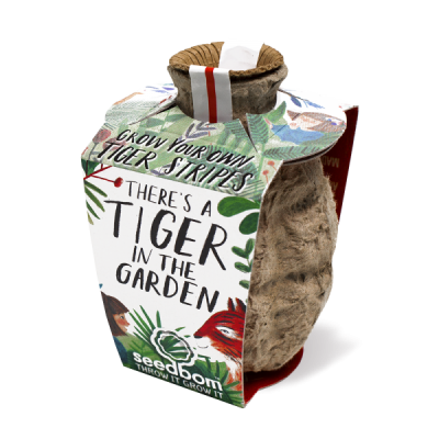 There's a Tiger in the Garden Seedbom